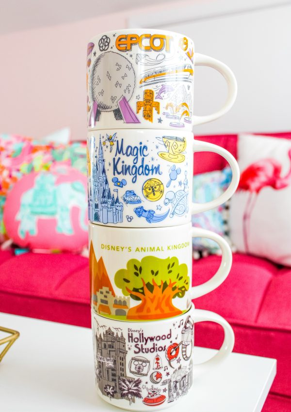 Coffee Mug Roundup & Wall Rack DIY