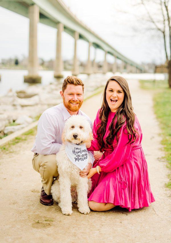 Our Engagement Photos Sneak Peek