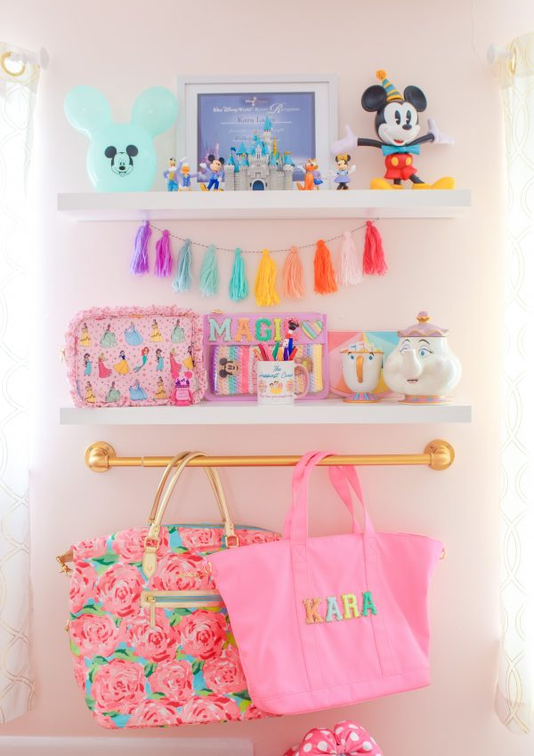 Colorful Home Office: How to Decorate with Disney